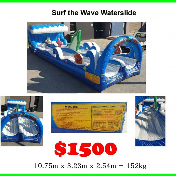 Surf the Wave Secondhand