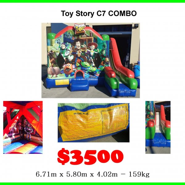 Toy Story C7 Secondhand