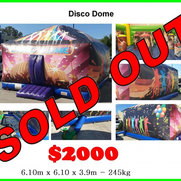 Disco Dome Secondhand